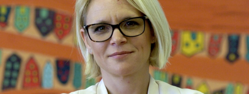 Anja Kopač Mrak - ministrica