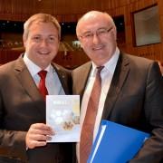 Ministra Židan in Fazekas na Svetu EU