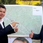 Dejan Levanič in Bojan Borovnik