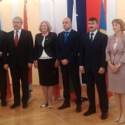 Zasedanje kmetijskih ministrov v Bratislavi