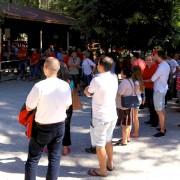 25 srečanje SD v Mostecu