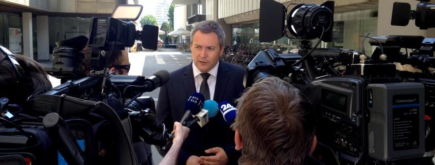 Izjava predsednika SD Židana o prodaji Telekoma
