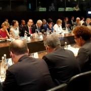 Zasedanje ministrov Modri teden v Lizboni