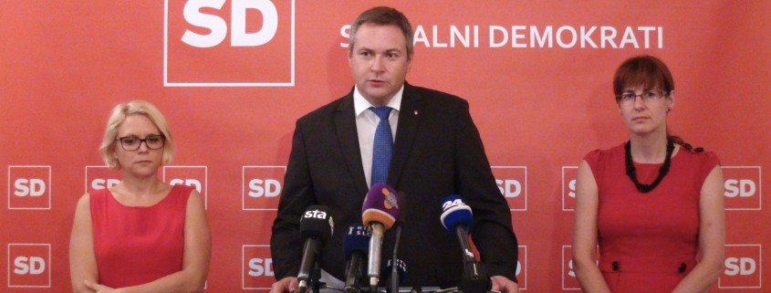 Ministri SD o 300 dneh dela v vladi