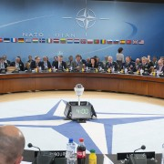 Meetings of the Defence Ministers at NATO Headquarters in Brussels- Meeting of the North Atlantic Council
