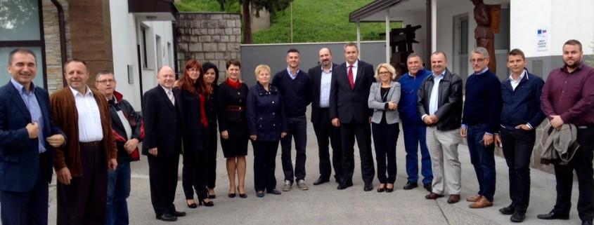 Ekipa SD v Beli Krajini