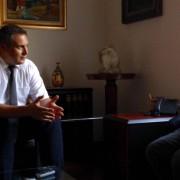 Intervju Dejan Židan za Delo