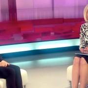 Ministrica Kopač Mrak v pogovoru na TV SLO 3