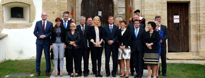 Ministrski zbor