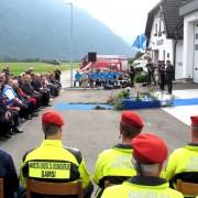 Odprtje heliporta Bovec