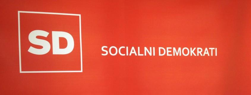 Socialni demokrati