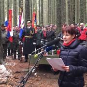 Govor ministrica Katič na Osankarici