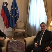 PRS Pahor in Han o viceguvernerjih