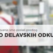 SD predlog Zakona o delavskih odkupih