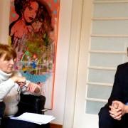 Intervju Dejan Židan za Dnevnik