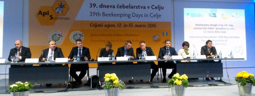 Dnevi čebelarstva ApiSlovenija 2016