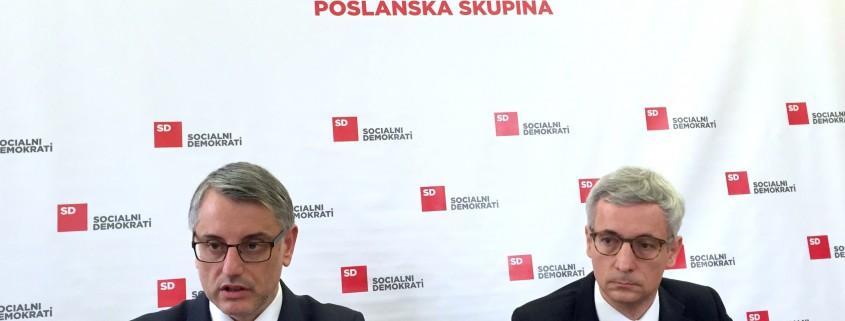 Matjaž Han in Jernej Pikalo