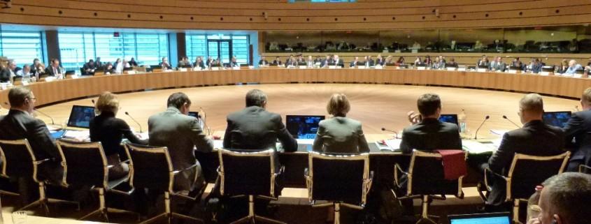 Svet kmetijskih ministrov EU v Luksemburgu