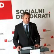 Ministra Židan in Kopač Mrak