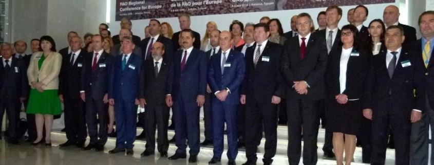 Ministri na FAO