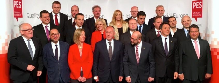 Srečanje voditeljev PES