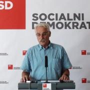 Franc Hočevar na NK
