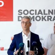 Jernej Pikalo in Žiga Štajnbaher