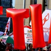 TTIP CETA protest