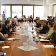 Židan s člani odbora EP za kmetijstvo