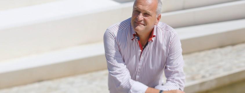Župan MO Velenje Bojan Kontič