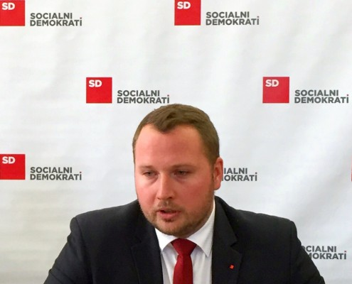 Jan Škoberne - poslanska pobuda