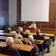 Forum starejših SD Ljubljana - ustanovitev