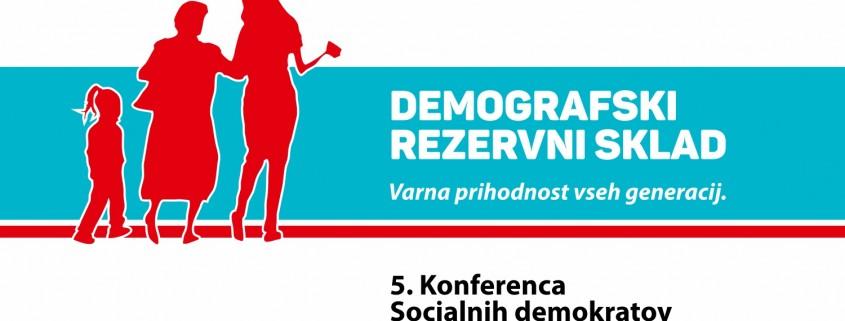 Konferenca - Demografski rezervni sklad