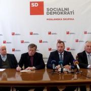 NK SD - Sinteza - ZSSS - ZDUS - MSS o zakonu o SDH