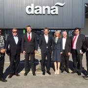 Obisk v podjetju DANA