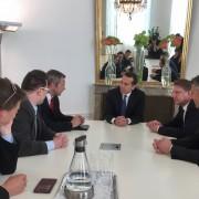 Delegacija SD pri kanclerju Kernu