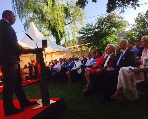 Dan stranke - govor Židan