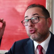 Gianni Pittella - intervju Delo
