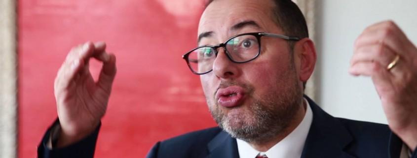 Gianni Pittella - intervju Delo
