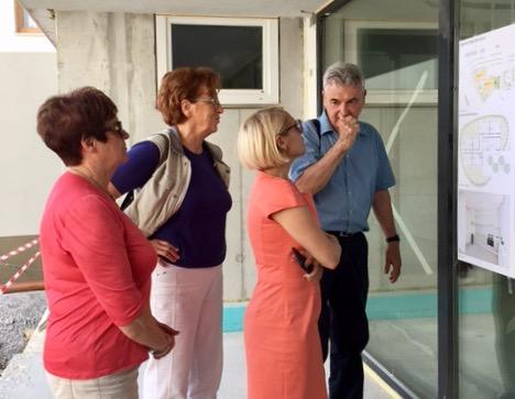 Delovni obisk SD v Izoli 13
