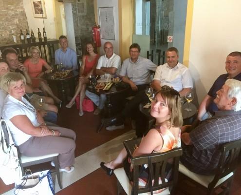 Delovni obisk SD v Izoli 16