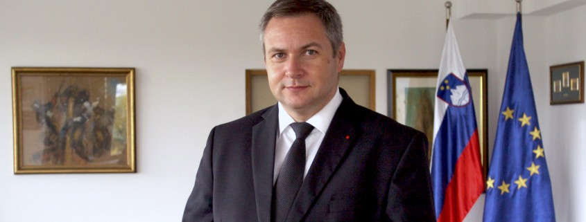 Predsednik SD Dejan Židan - poslanica
