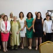 Udeleženci na konferenci