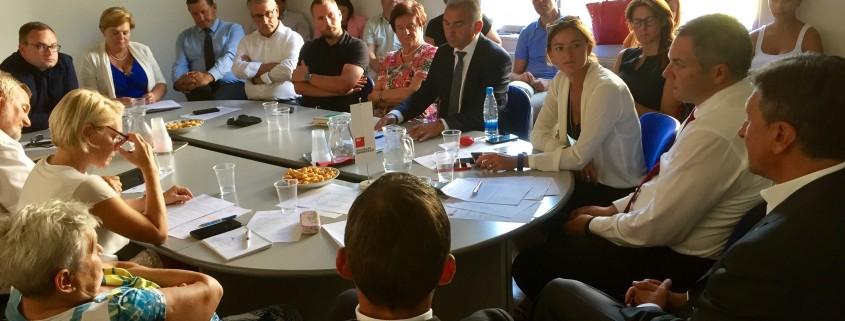 Predsedstvo SD podprlo Pahorja za nov mandat
