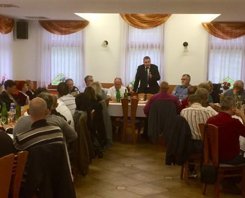 Srečanje s članstvom SD v Moravčah