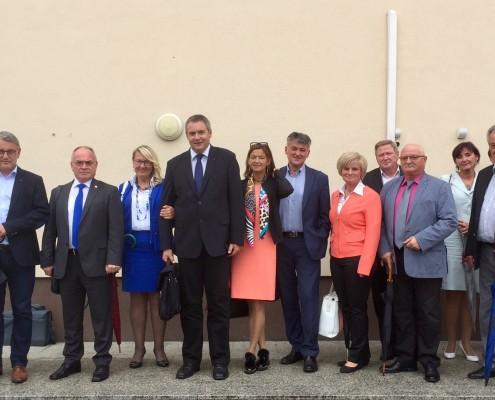 Vodstvo in župani v Moravčah