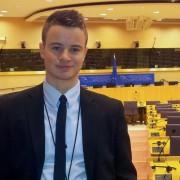 Andrej Omerzel - Mladi forum SD