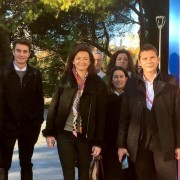 Delegacija SD v Lizboni