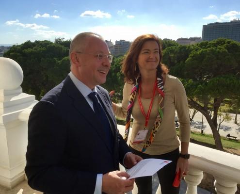 Predaja pobude SD predsedniku PES