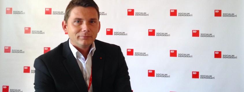 Dejan Levanič SD